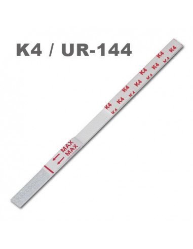 """Test of synthetic cannabinoids type K4, or """"UR-144"""""""