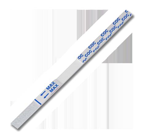 Cocaine / Crack urine test strip