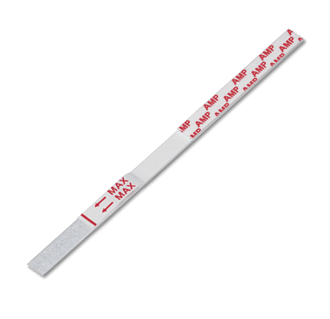 Amphetamines urine test strip