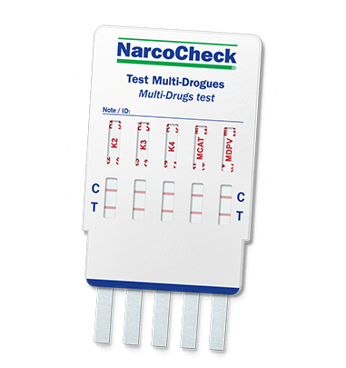 Urine test for new psychoactive substances