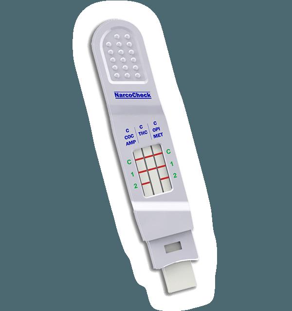 Multi-Drugs Saliva Test